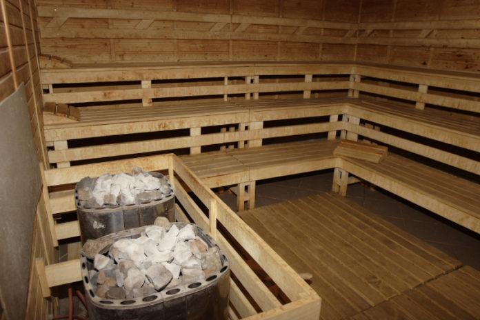Sauna Blansko