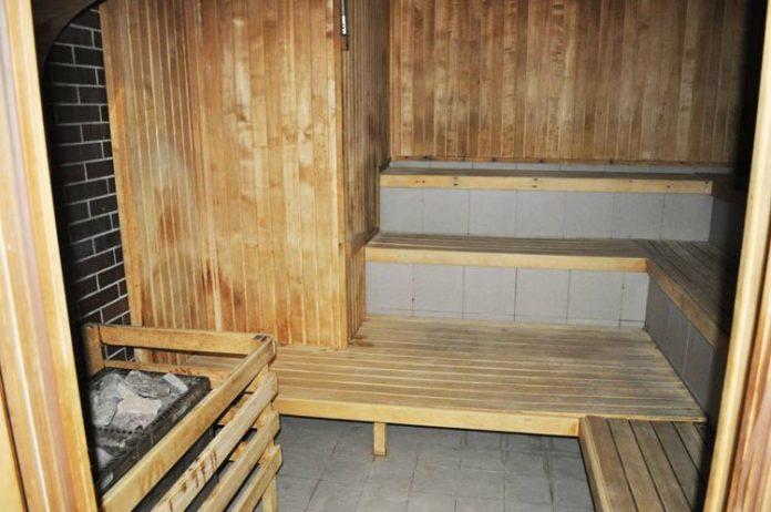 Sauna Boskovice