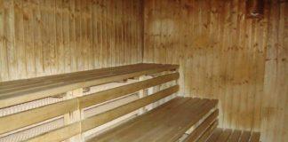 Sauna Chrudim