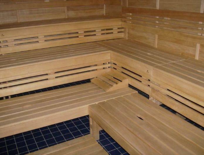 Sauna Zábřeh
