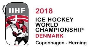 MS v ledním hokeji 2018 logo
