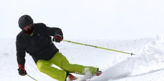 Pojištění sjezdového lyžování