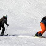 Snowboard nebo lyže ?