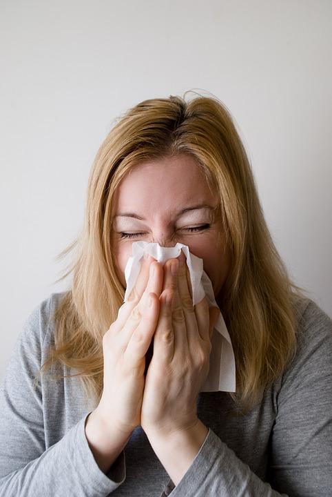Alergie foto
