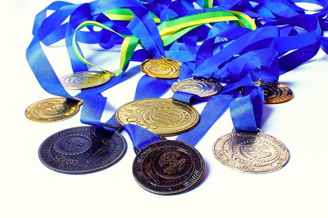 Medaile - jak je vystavit