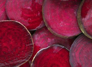 Jak sušit červenou řepu