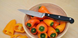 Zavařování paprik