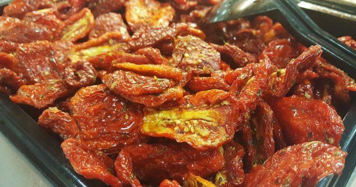 Jak sušit rajčata