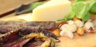 Sušení masa v sušičce