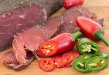 Jak sušit maso