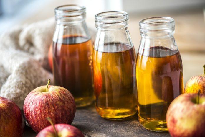 Jak uchovat jablečný mošt