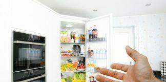 Teplota v ledničce