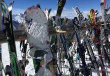 Jak brousit hrany lyží