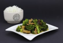Zapečená brokolice: vynikající recept