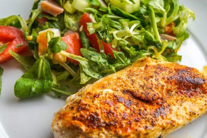 Přírodní kuřecí prsíčka – recepty