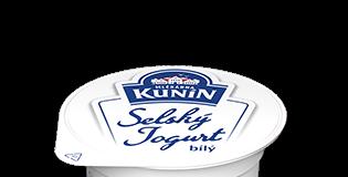 Bílý selský jogurt