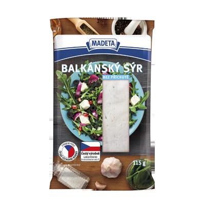 Balkánský sýr bez příchutě 43% 115 g