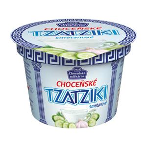 Choceňské Tzatziki