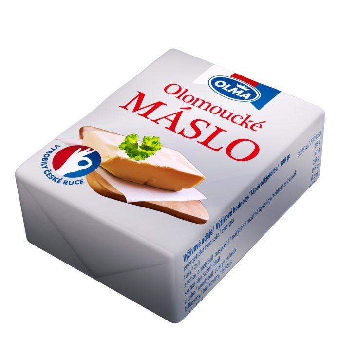 Olomoucké máslo 250 g