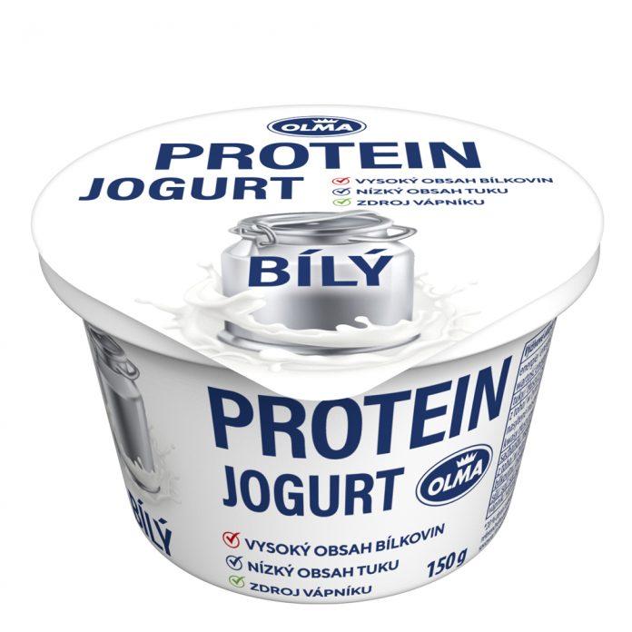 Protein jogurt 150 g - bílý