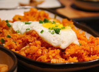 Omáčka k rýži
