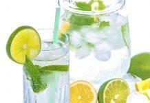 chlazený nápoj