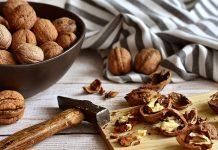 Hořkost ořechů
