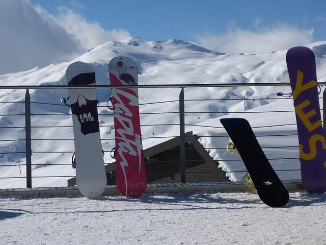 Jakou velikost snowboardu