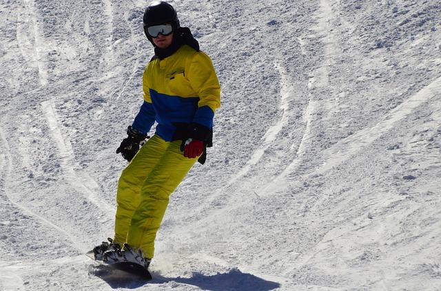 Jak nastavit vázání na snowboard