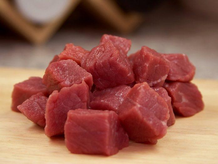 Libové hovězí maso