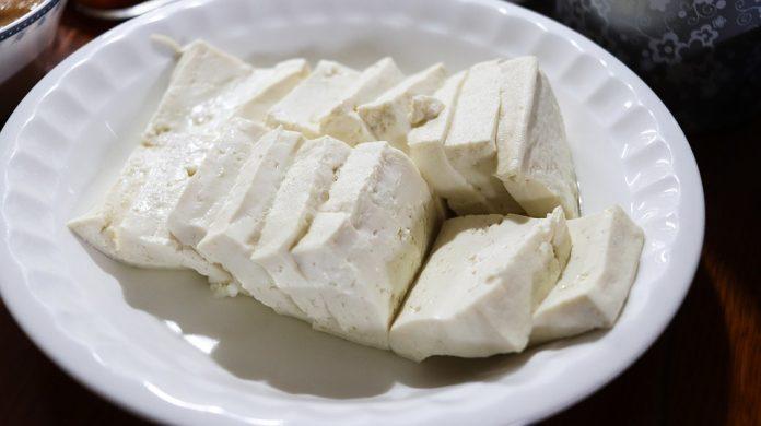 Tofu na taliri