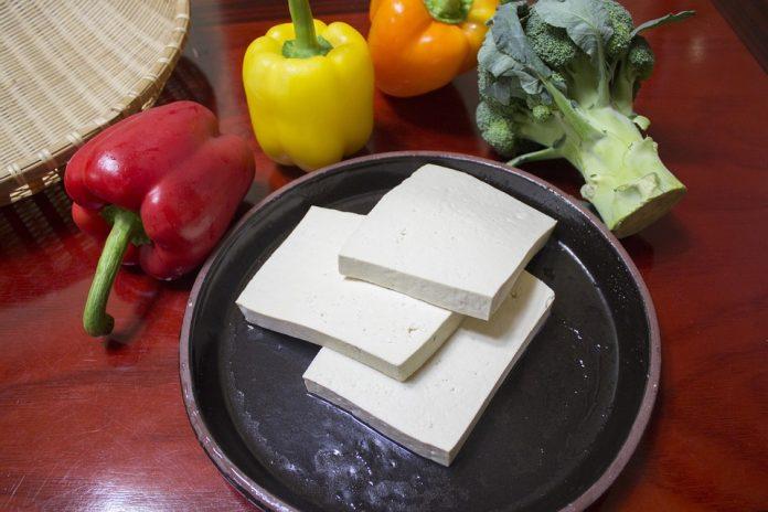 Tofu platky