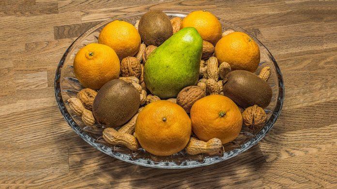 Hrušky a jiné ovoce
