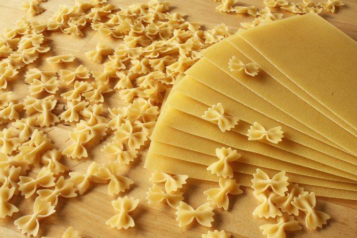 Lasagne těstoviny