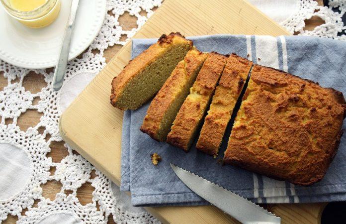 Kokosový chléb