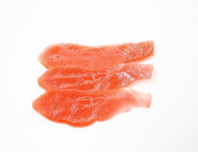 Uzený losos