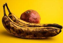 Hnědý banán